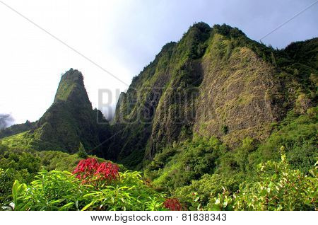 Iao Needle Maui Hawaii