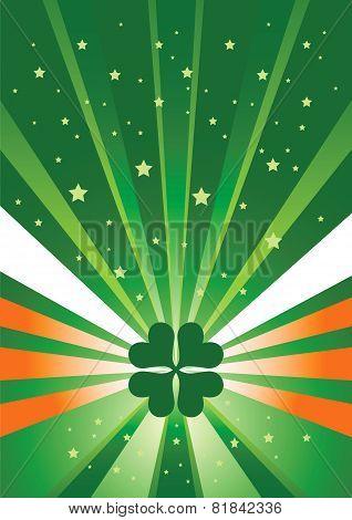 Irish Background