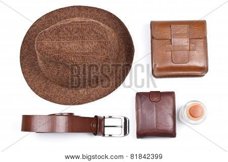 Man's Stylish Accessories