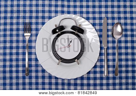 Meal time concept