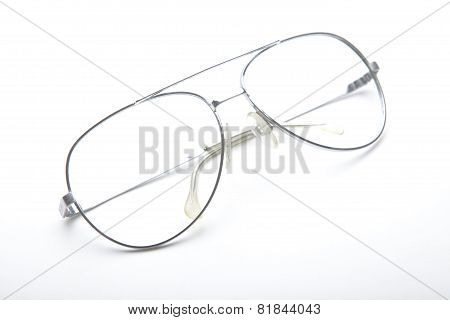 Aviator Sunglasses Without Lenses