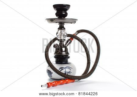 Hookah Isolated On White
