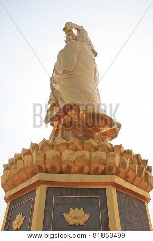 The Guangyin Bodhisattva Statue