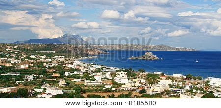 Greece. Kos Island. Bay Of Kefalos