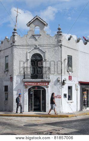 Colonial Merida