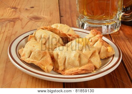 Wontons And Beer