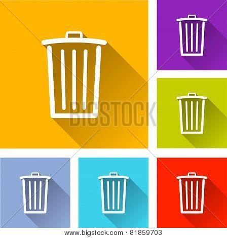 Delete Icons