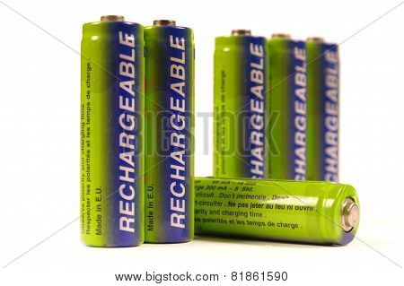 Batteries Row