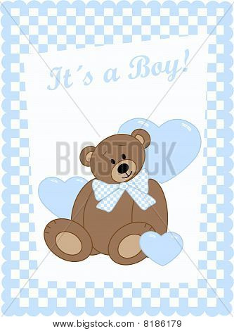 newborn card