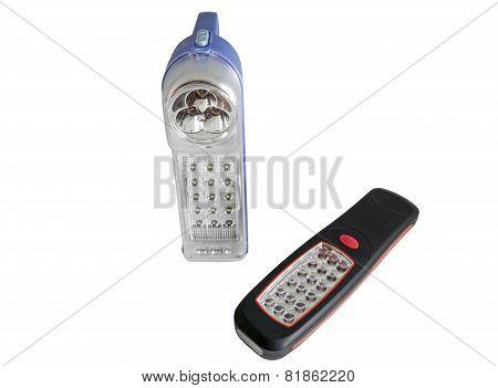 Plastic Led Flashlights