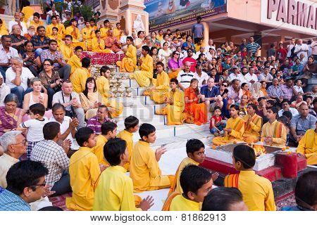 Ashram in Rishikesh