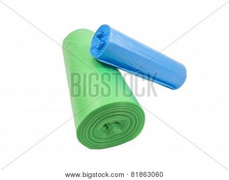 Roll Packages For Garbage