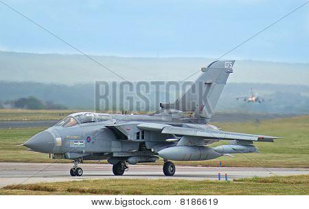 Tornado Jet Fighter.