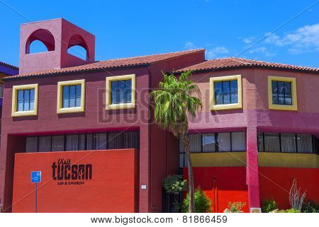 Tucson Adobe House