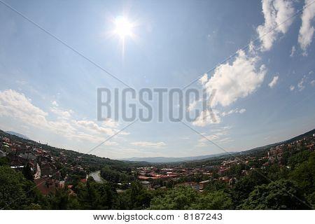 Panorama - Cieszyn