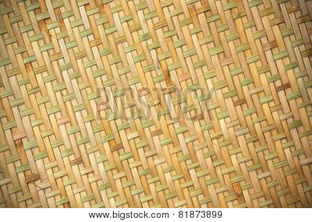 Bamboo plexus background texture