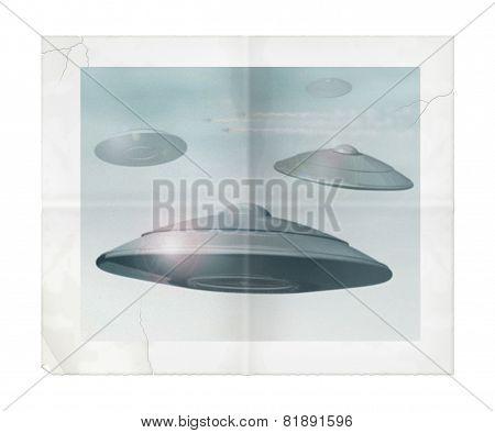 UFO Chase