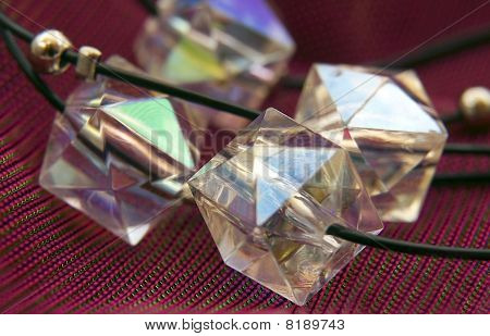 Beads-crystals