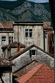 pic of negro  - Rooftop view of a village in Monte Negro - JPG