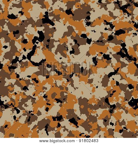 Army desert camouflage pattern background
