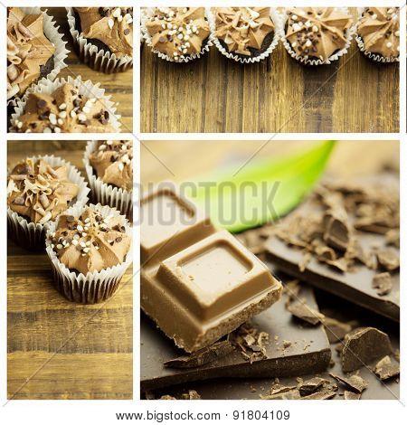 cupcakes against cupcakes