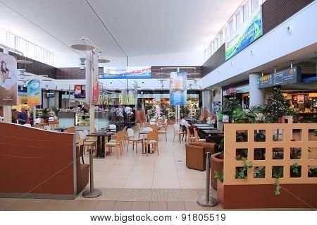 Paphos Airport, Cyprus