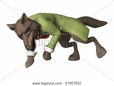 Fairytale Wolf