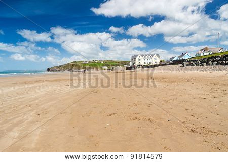 Broad Haven Beach Wales