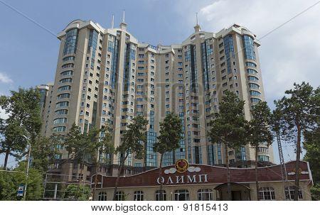 Almaty - Capital Center