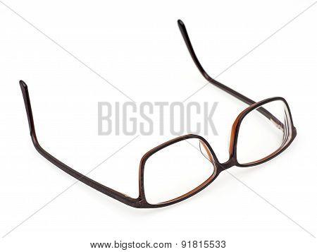 Modern Brown Glasses