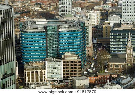St Botolph Building, City of London