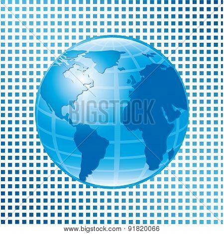 global design over white background vector illustration
