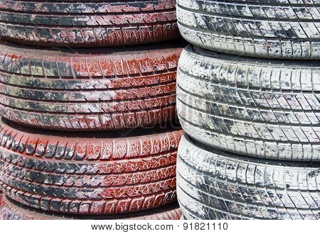 Tyres At Monaco