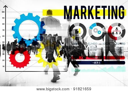 Marketing Advertisement Commercial Promotion Concept