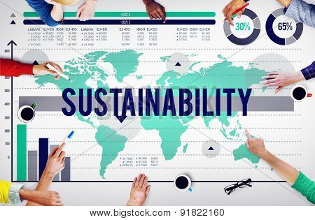 Sustainability Environmental Conversation Resource Concept