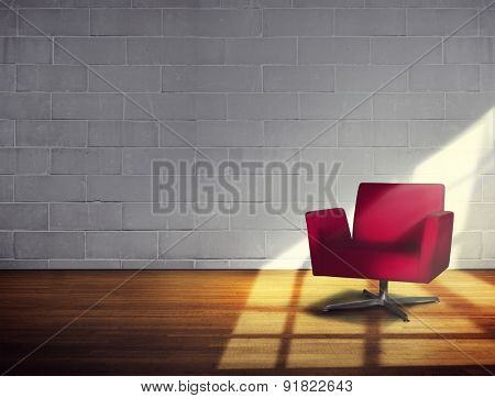 Room Brick Wall Background Wallpaper Texture Concept
