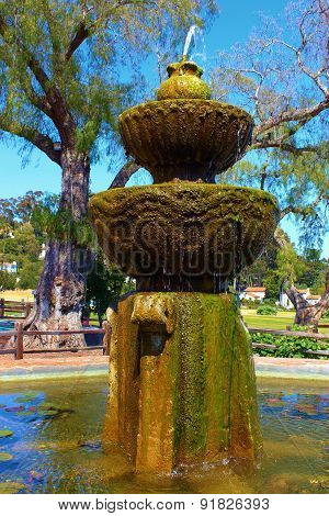 Mission Water Fountain
