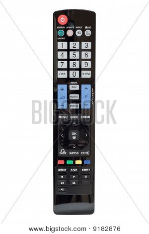 Modern Lcd Tv Remote Control