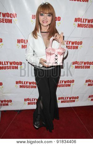 LOS ANGELES - MAY 27:  Judy Tenuta at the Missing Marilyn Monroe Images Unveiled at the Hollywood Museum  on May 27, 2015 in Los Angeles, CA