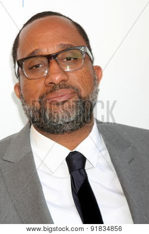 LOS ANGELES - MAY 27:  Kenya Barris at the 8th Annual Television Academy Honors - Arrivals at the Montage Hotel on May 27, 2015 in Beverly Hills, CA