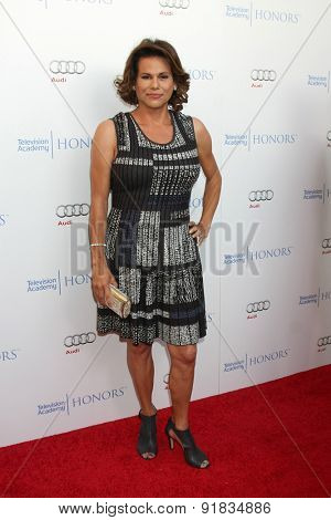 LOS ANGELES - MAY 27:  Alexandra Billings at the 8th Annual Television Academy Honors - Arrivals at the Montage Hotel on May 27, 2015 in Beverly Hills, CA