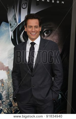 LOS ANGELES - MAY 26:  Ioan Gruffudd at the
