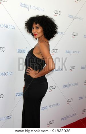 LOS ANGELES - MAY 27:  Tracee Ellis Ross at the 8th Annual Television Academy Honors - Arrivals at the Montage Hotel on May 27, 2015 in Beverly Hills, CA