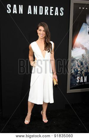 LOS ANGELES - MAY 26:  Marissa Neitling at the
