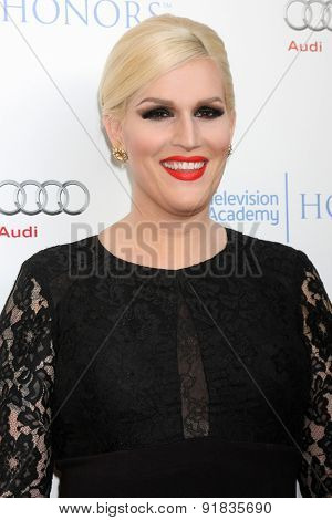 LOS ANGELES - MAY 27:  Our Lady J at the 8th Annual Television Academy Honors - Arrivals at the Montage Hotel on May 27, 2015 in Beverly Hills, CA
