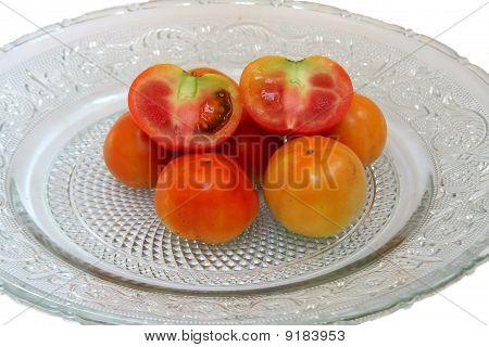 Slices Of Tomato