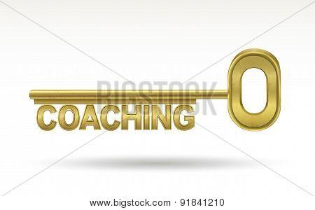 Coaching - Golden Key