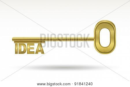 Idea - Golden Key
