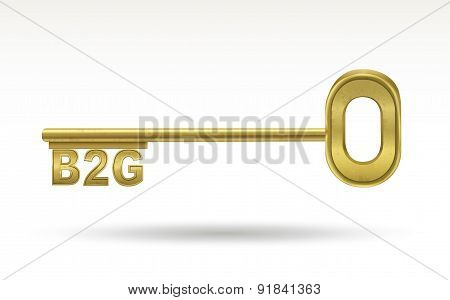B2G - Golden Key