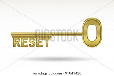 Reset - Golden Key